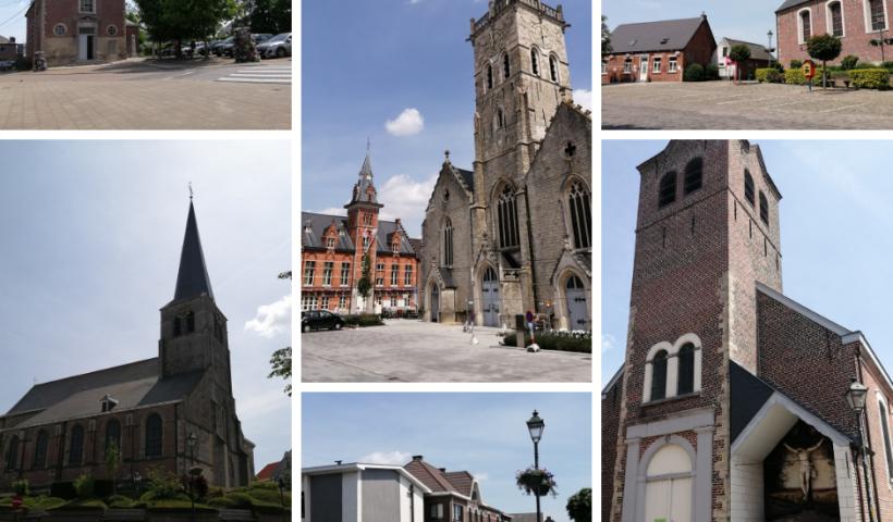 wattedoeninlede 6 kerken wandeling