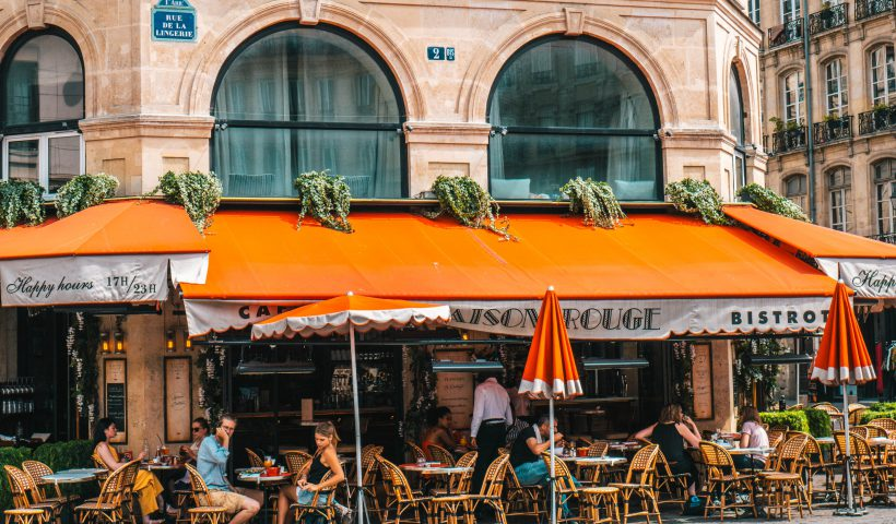 wat te doen in lede terras café horeca