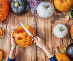 Pompoensnijden wat te doen herfst halloween