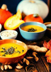 soep wat te doen herfst pompoen