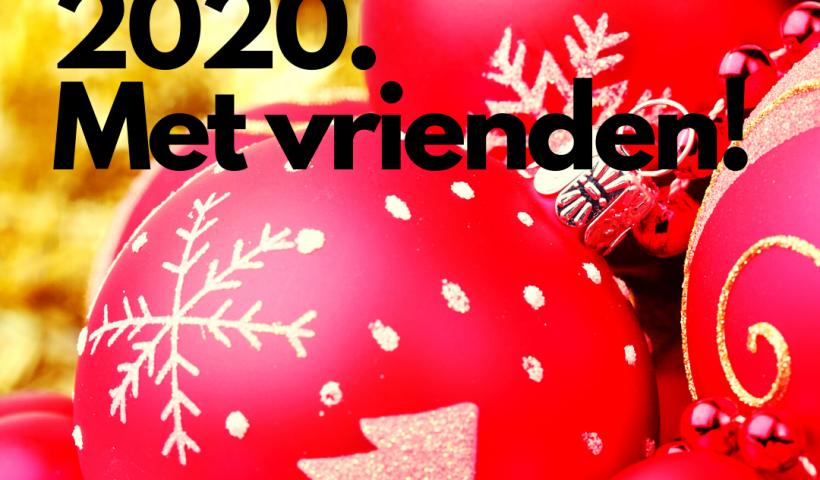 kerst 2020 coronaproof wat te doen vrienden