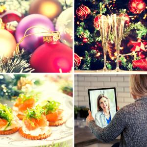 kerstmis 2020 aperitief videocall