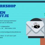 workshop april gezinsbond
